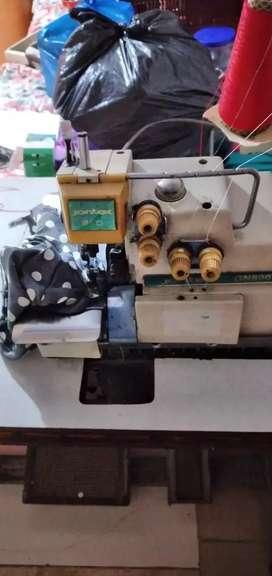 Se vende 2 maquinas de coser una plan y una fileteadora.. en pereira
