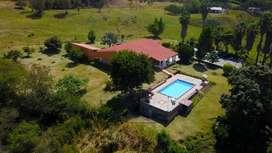 Quinta de 6 Ha. en Yunguilla excelente ubicación