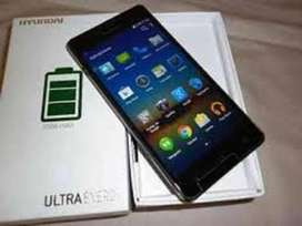 celular hyundai ultra air 16gb libre color negro en caja