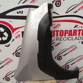 Guardabarro Delantero Derecho Toyota Etios 6460 Oblea:03065598