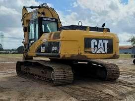 EXCAVADORA  CAT 324DL Cat 325DL. IMPORTADAS
