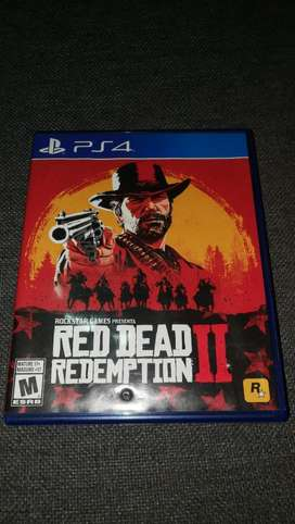 Videojuego Sony Ps4 Red Dead Redemption