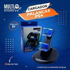 CARGADOR DE PALANCA DE PS4