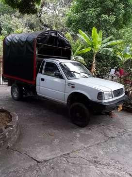 Vendo o permuto hermosa camioneta 4x4 diesel