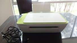 Impresora HP Deskjet 2135 multifincional