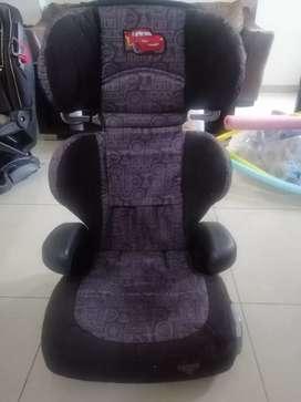 Booster silla para carro bebe niño