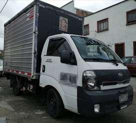 Camion Kia Furgon carga seca 2015