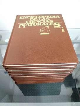 Enciclopedia de las Ciencias Naturales