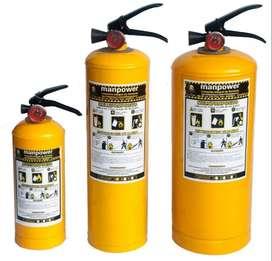 Extintor Polvo Químico Abc 10lb  y 5lb Multiproposito