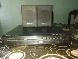 Reproductor home theater Ranser