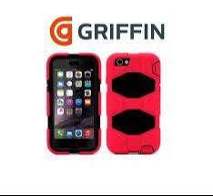 Estuche Griffin Survivor iPhone 6-6S Plus Colores