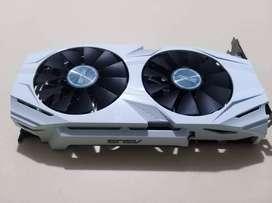TARJETA DE VIDEO ASUS DUAL - GTX GEFORCE 1060 6GB OC