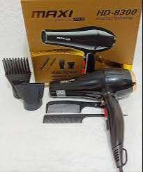 secador maxi hd 8300 4 en 1 5000w, 4 en 1 max power 5000w, diseño ergonomico