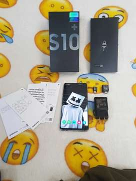 SAMSUNG GALAXY S10 PLUS IMPECABLE