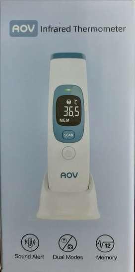 Termómetros sin contacto tipo medico