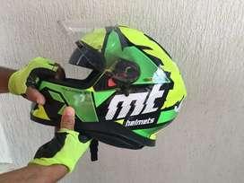 Venta de casco deportivo marca MT HELMETS, línea Thunder3