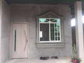 Casa con amplio patio