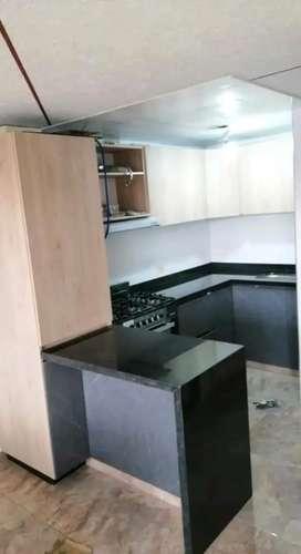 Se fabrican mesones para cocinas sobre medidas y para lavamanos