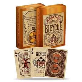 Cartas Bicycle Bourbon 808. Original. Por Banimported