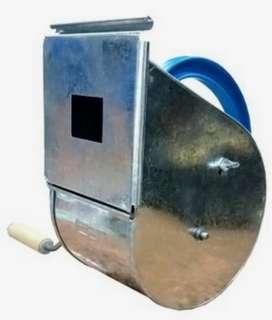 Máquina salpicadora de revoque