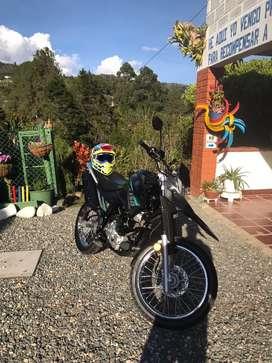 Moto xtz 150  en excelente estado