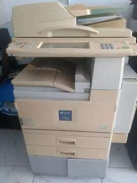 Vendo máquina fotocopiadora Ricoh aficio 2035