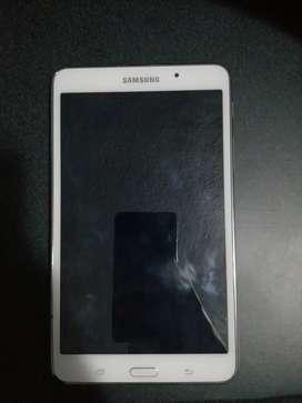 Vendo Samsung Galaxy Tab 4 modo fábrica