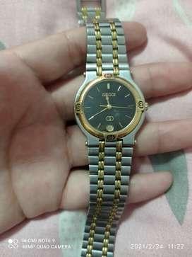 Reloj GUCCI 9000m ORIGINAL