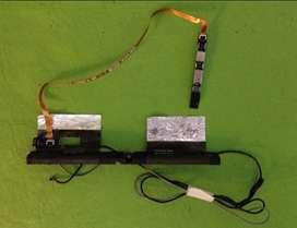 Cable Antena Wifi + webcam con cable conector Notebook Samsung NP530u3c