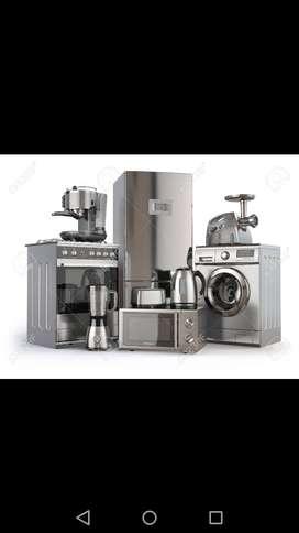 Servicio tecnico de lavadoras, neveras y todo tipo de electrodomestico