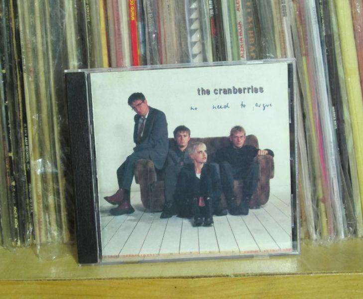 The Cranberries ? No Need To Argue  CD ARG 0