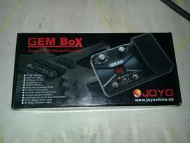 Pedal Multiefecto Gembox NUEVO