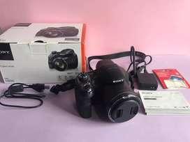 Cámara de fotos/ video Sony DSC h-400