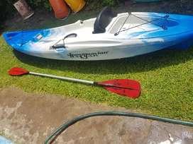Vendo Kayak Scandynavian Aesir 2019 con menos de 10 uso