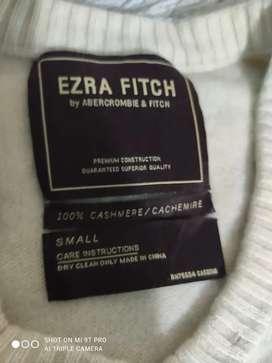 Chompa Ezra & Fitch by Abercrombie