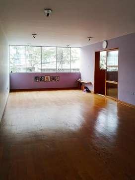 Venta de Oficina o Departamento en El Olivar San Isidro 110 m² Us$210.000 Dólar