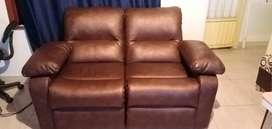 Se vende sofa reclinable eléctrico dos puestos