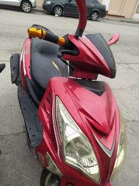 Moto pasola Oromoto