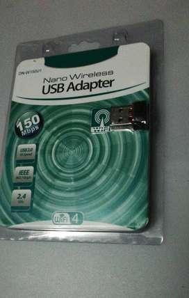 USB WiFi sin Antena