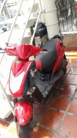 moto bonita barata
