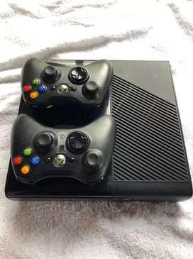 Xbox 360 original 500Gb 30 juegos