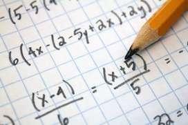 Soy profesor de Matemática y Cómputo