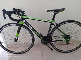 Bicicleta santana Enderica ( carbono )