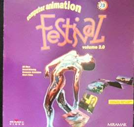 Animation 3 Laserdisc