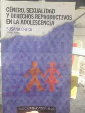 Libro GENERO Y SEXUALIDAD