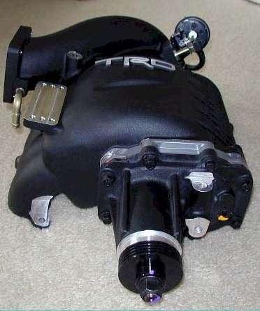 Supercargador TRD Eaton Toyota Prado/4runner/tacoma V6 3,4L 0