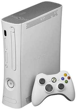 Vendo consola 360 arcade 3.0 tres controles todos los cables y Kinect