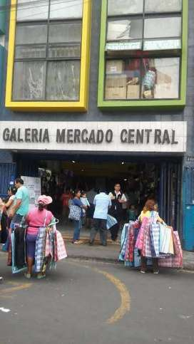 GALERÍAS MERCADO CENTRAL. LOCAL EN SÓTANO