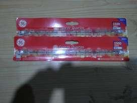 Vendo 2 Lámparas de Cuarzo de 1500w