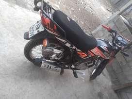 Vendo mi moto ax4